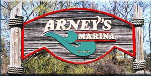 Arney's Marina in Sodus Point, NY